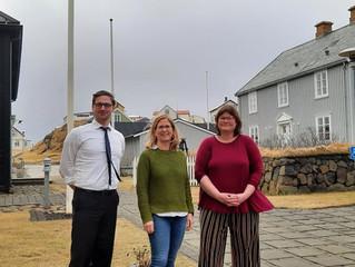Svæðisgarðurinn Snæfellsnes fær góðan styrk