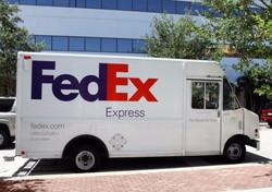 Shipping Via Fedex