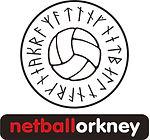 Netball Orkney Logo