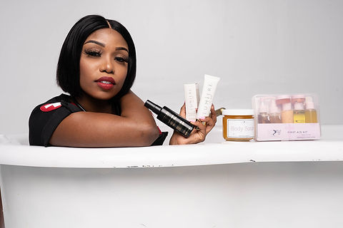 Kayy Vanity Product Page