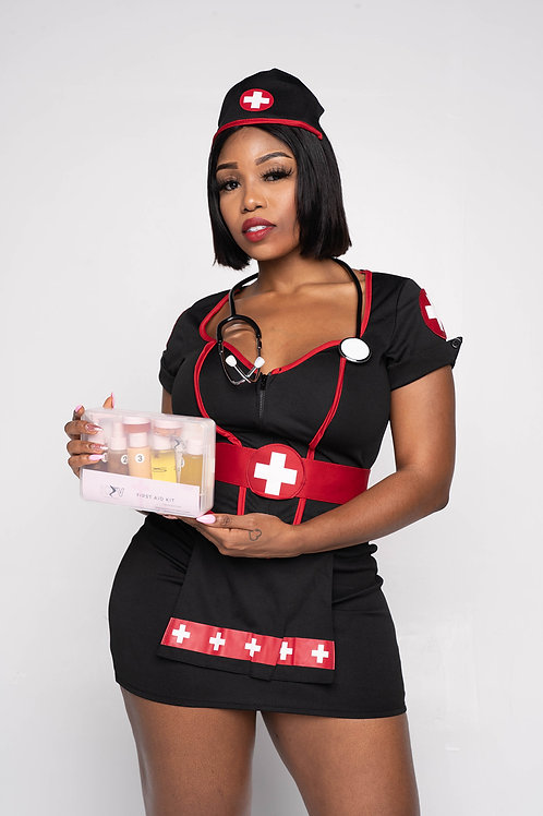 First-Aid Kit **Skin Edition