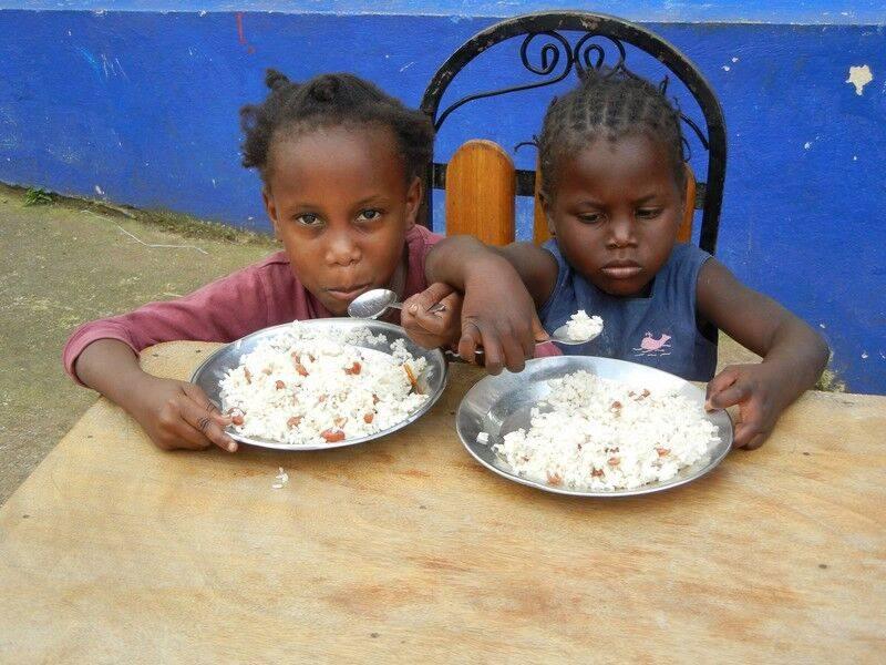 APF's Orphanage Haiti