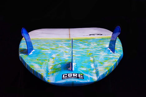 Craig Heath Core Surfboard