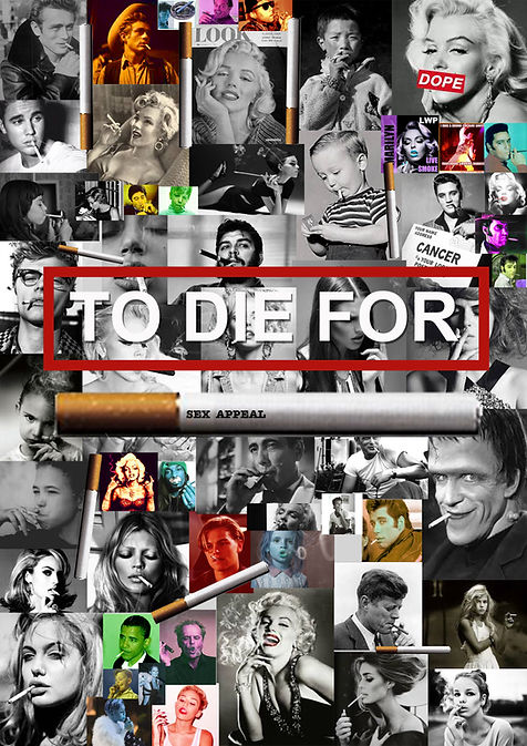 "Craig Heath ""To die for"" Graphic art"