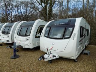 Buying a Used Caravan