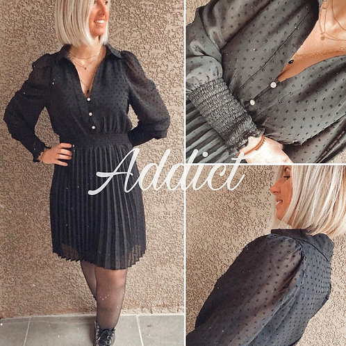 Robe manches longues