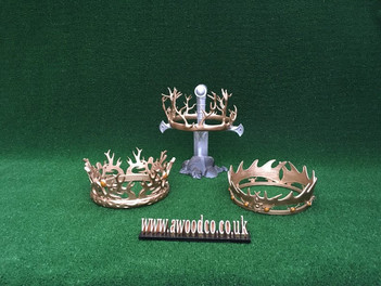 game of thrones crowns