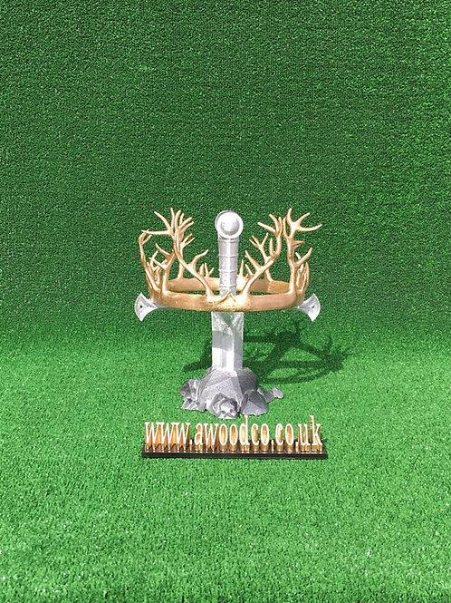 renly baratheon crown