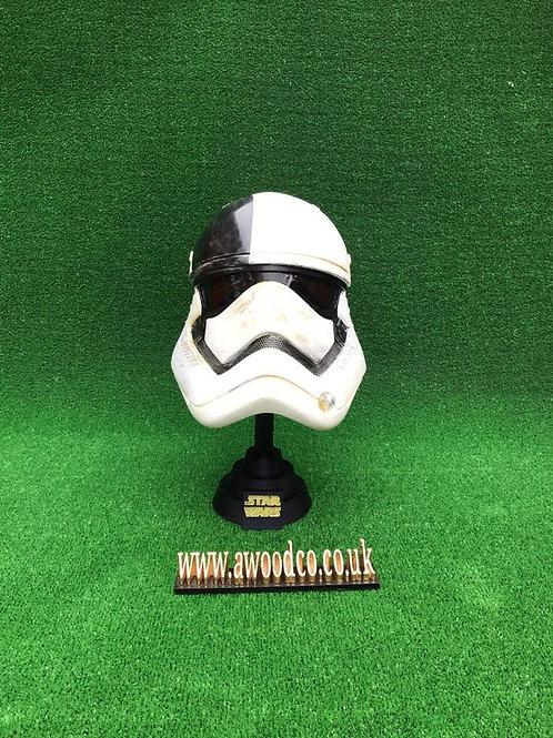 imperial stormtrooper helmet