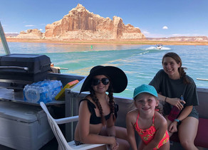 Breaking Bad Boat: The Bryant's and Wilson's Epic Lake Powell Adventure