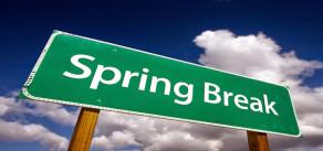 Spring Break Equals Hard Weight Loss Week!