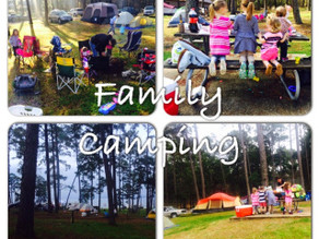 Family Camping: Tips, Tricks, and Fun