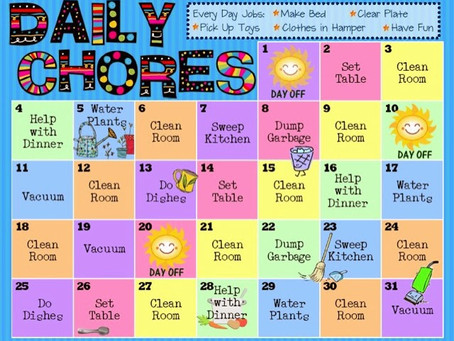 Help! I Need a Chore Chart That Works!