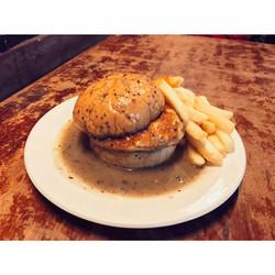 Eight Miles Burger Banjir