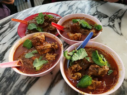 Yee Fatt Dry Curry Noodles