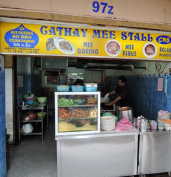 Cathay Mee Stall