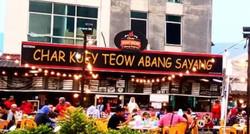 Char Kuey Teow Abang Sayang