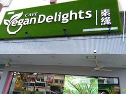 Vegan Delights Cafe