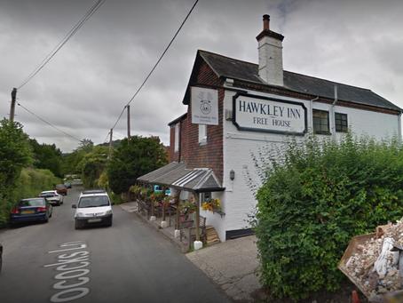 17 Sept, Hawkley Inn, (7,10)
