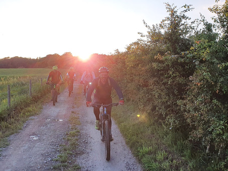 Arundel, 13 July (7 Riders, 13 miles)