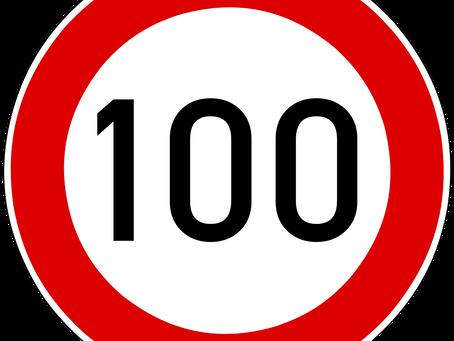 100th BLOG! (18 May, Compton, 12,9)