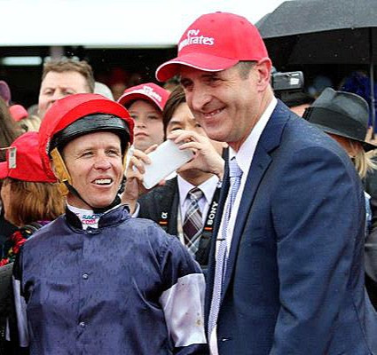The Trainers Hut - Melbourne Cup Path 2 - ft Rob Hickmott