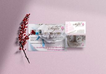 Art & Sugar, high end wedding cake designer Barcelona, Spain