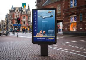 Lufthansa, German Airlines the Netherlands