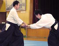 Aïkido Kyoto Hirki Ogawa sensei Aishinkan