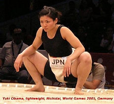 onna sumo, shin sumo