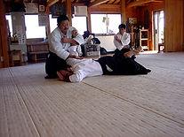 Aikido Iwama Hitohiro Saito sensei