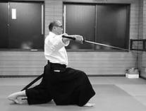 Yamakawa sensei iaido Kyoto