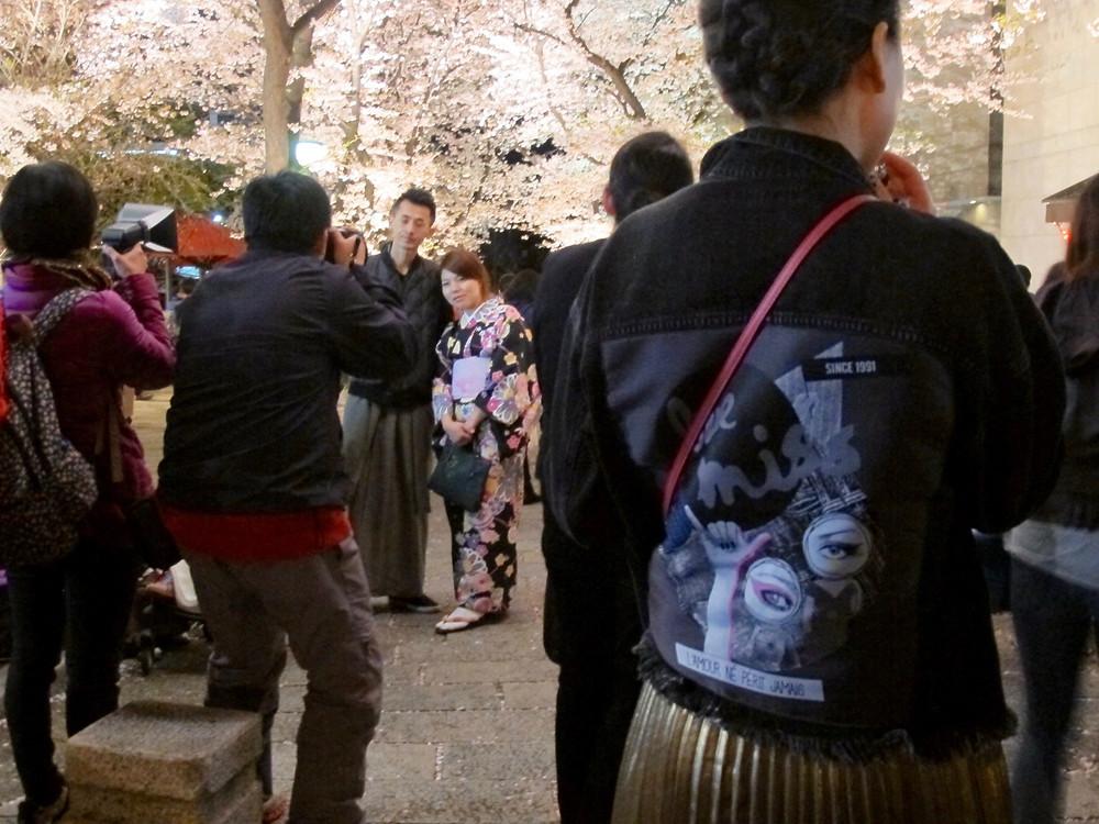 Sakura et hanami japon