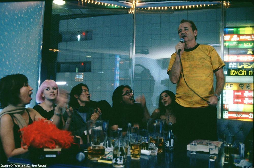 lost in translation karaoke