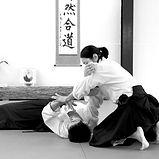 AIkido Kyoto Yoko Okamoto sensei