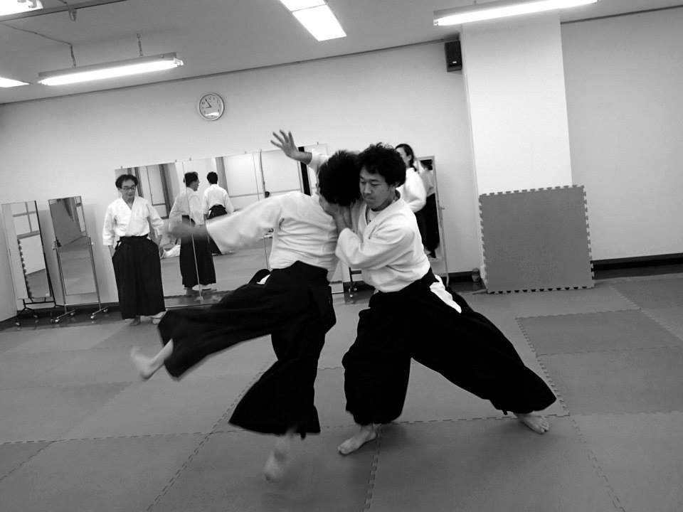 aikido kyoto interview sensei
