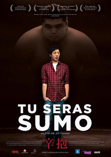 Tu seras Sumo, le film