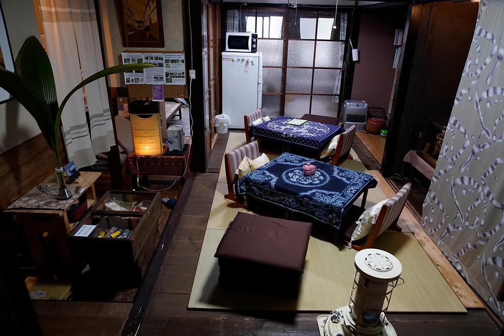 maison d'hôtes kyoto