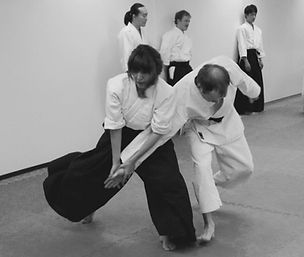 Sophie Roche Kyoto japon aikido japan