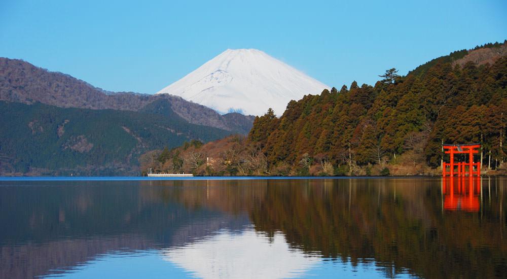 HAKONE Mont-Fuji