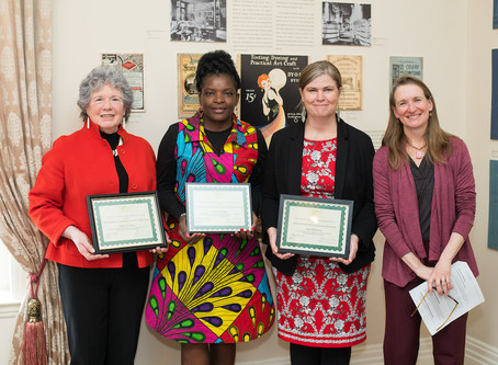 Go Global VT Receives Award for Outstanding Community Service