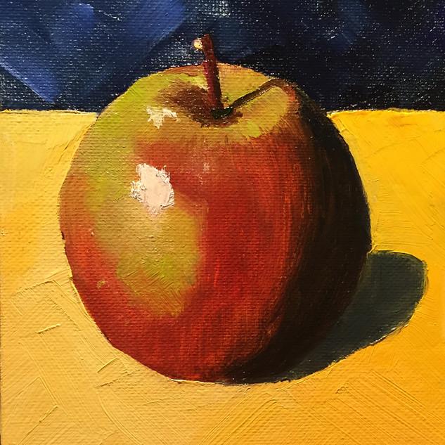 Oil - Apple