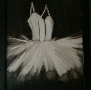 Oil - Dance Dress