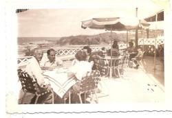 Playas -- On the Humboldt Hotel's terrace.jpg Looking toward the camera, Bruno Mortiz.jpg