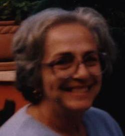 Cati Holland (nee Cohn) -- 2007