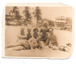 Playas -- Before 1950. From my grandmother's collection.jpg