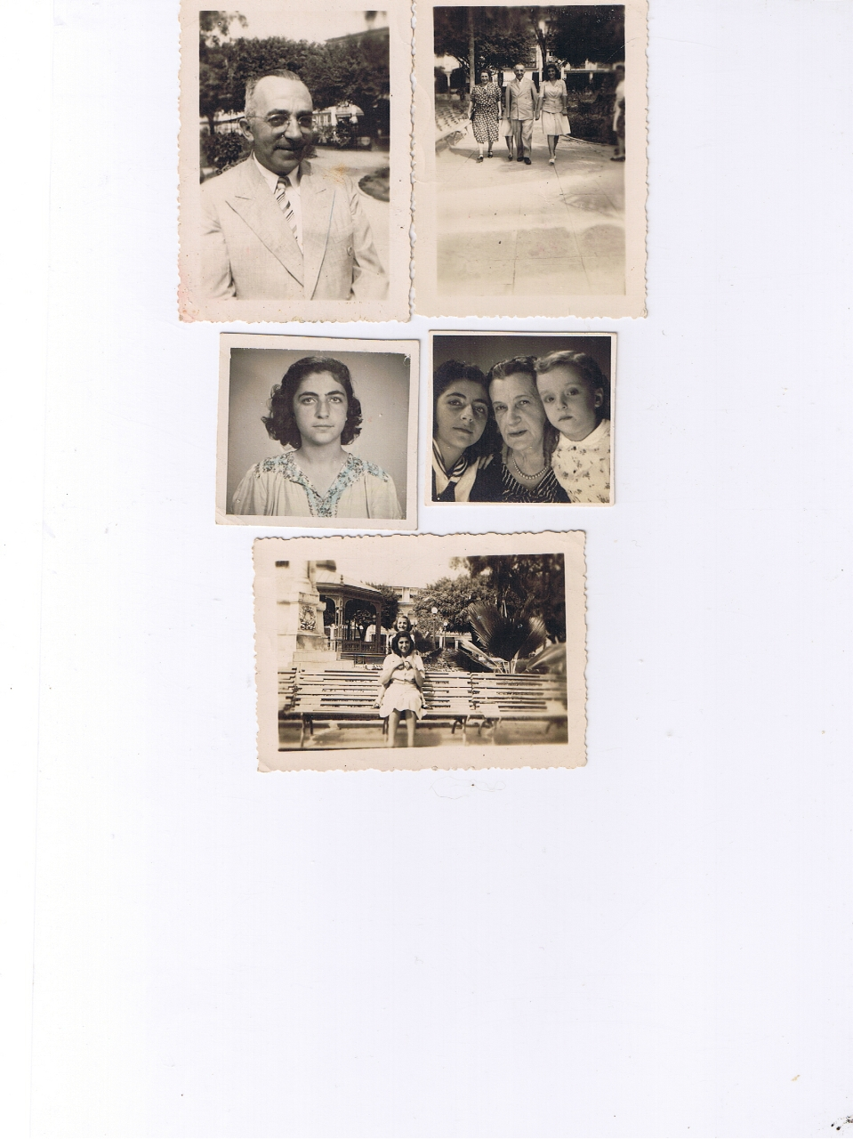 My father Siegbert Cohn on the upper left.  My parents, my sister and me hiding, ca. 1946.jpg