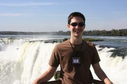 Jonathan Grunewald -- 2007, Iguazu Falls, Argentina