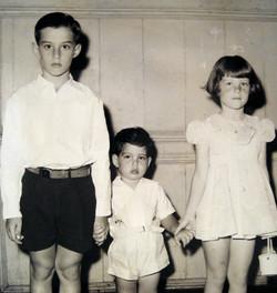 Fred, Ralph and Peggy Grunewald -- ca.jpg