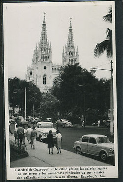 Guayaquil -- Catedral de Guayaquil